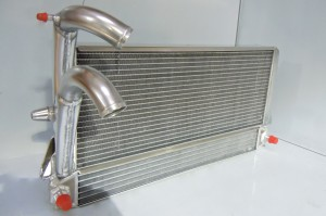 Alfa 33 Aluminium Radiator and Oil Cooler
