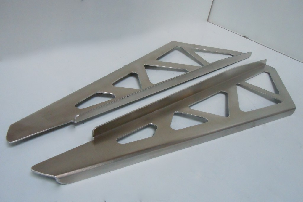Porsche 962 Rear Body Frames