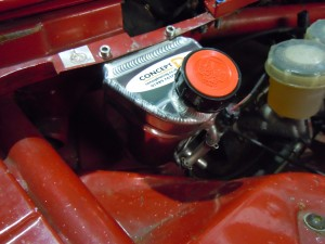 Alfa 33 Gear Box Catch Tank