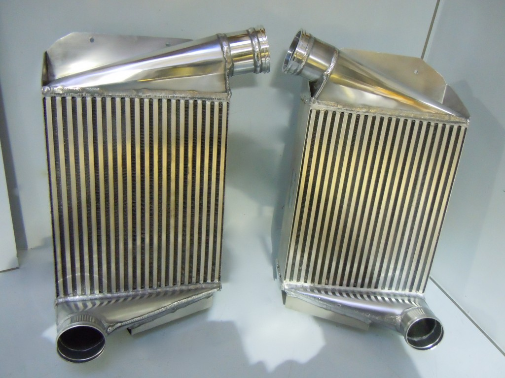 Merc C11 Intercoolers