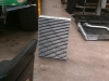 Intercooler core