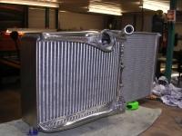 Toyota Celica GT-Four WRC Intercooler and radiator