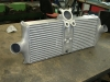 Porsche GT2 Intercooler - recore using existing cast endtanks