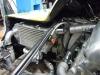Porsche 962 Intercoolers in Situ