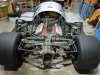 Sauber Mercedes C11 Intercooler upgrade