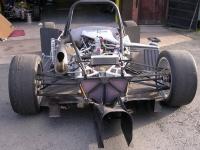 Vortex rear end