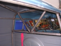 Coolflow bus rollcage