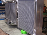 Toyota Celica Intercooler and radiator