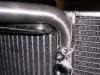 Radiator pipework