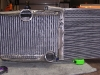 Toyota Celica Intercooler and radiator