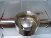 Monza cap with splash bowl