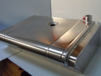 Iso Grifo Fuel Tank
