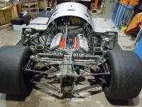 Sauber Mercedes C11 Intercooler Remake and Fit