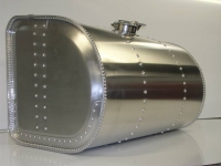 Maserati 300S sports racing car fuel tank