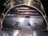 Top baffling & return pipe