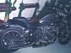 Motorbike fuel tank