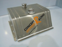 Foam Filled Fuel Tank with Monza Cap and VDO Sender Unit