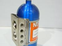 Mounting bracket for NOS bottle