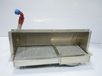 Oil cooler and charge cooler radiator