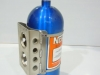 Mounting bracket for NOS bottle