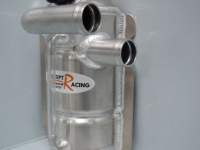 MODIFIED STANDARD CATCH TANK TO SUIT CUSTOMER NEEDS