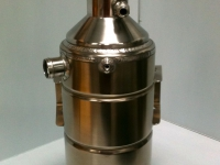 STANDARD VORTEX TANK MODIFIED TO SUIT CUSTOMER REQUIREMENTS
