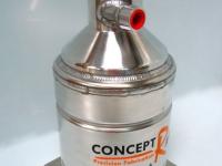 Vortex Oil Tank