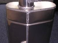 Caterham oil tank