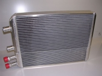 RADIATOR & OIL COOLER COMBINATION