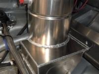 Beetle oil tank