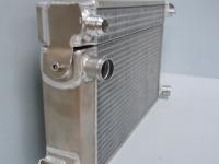 CHEVRON RADIATOR / OIL COOLER