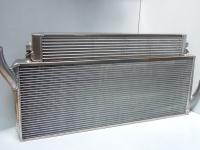 Oil cooler / radiator combination