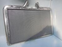 Porsche radiator recore