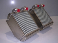 Porsche 962 oil coolers
