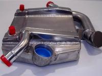 Porsche GT1 heat exchanger