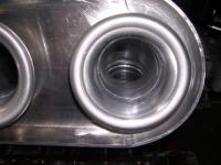 Porsche plenum fuel eye view