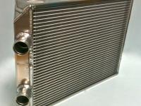 Chevron Radiator