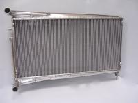 Skoda landspeed car radiator