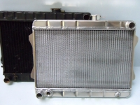 Sunbeam Lotus radiator