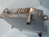 Lightweight aluminium radiator