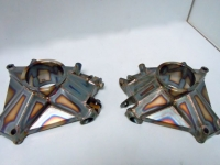 Uprights - Welded for TKD Engineering by Concept Racing