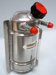 Flush fitting 3/4 litre breather tank