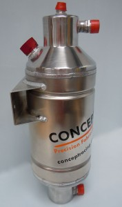 OT11 Cone Shaped Dry Sump Tank