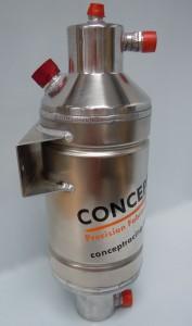 OT11 Cone Shaped Dry Sump Tank