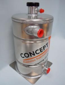 Standard Dry Sump Tank – 1 Gallon