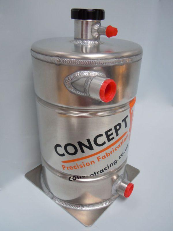 1 Gallon Dry sump tank