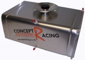 Radiused Corner Fuel Tanks 7 Gallon