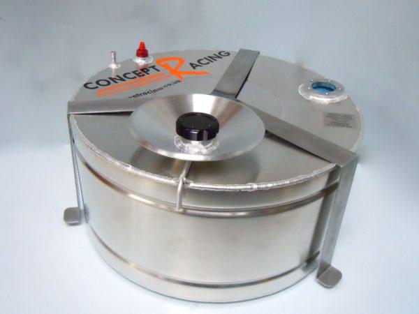 Mini fuel tank kit