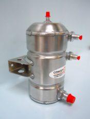 Rear mounted petrol swirl pot 1.5 litre – Bolt up fittings