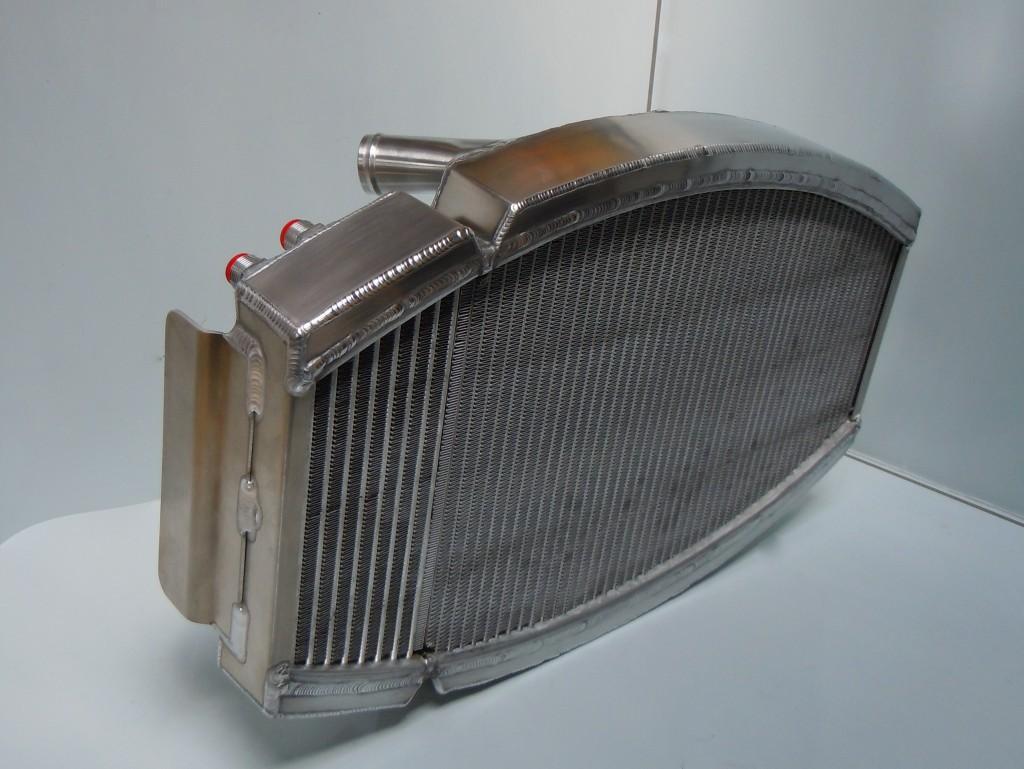 Lotus 18/21Aluminium Radiator and Oil cooler